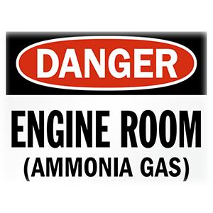 کمک های اولیه گاز آمونیاک